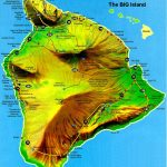 Geography of the Big Island